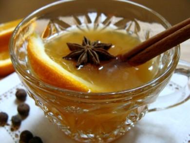 Рецепт Яблочно-анисовый сидр