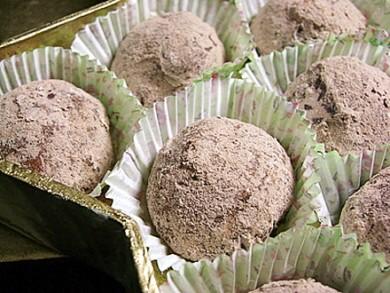 Рецепт Шоколадное печенье-трюфели