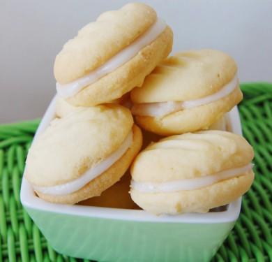 Рецепт Печенье Тающие моменты