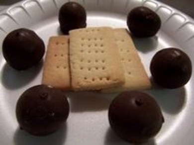 Рецепт Масляное печенье