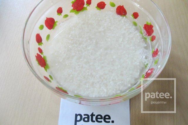 Приготовить рисовую кашу для годовалого ребенка