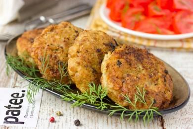 Рецепт Котлеты из свинины с капустой