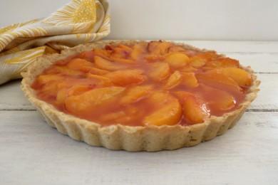 Рецепт Персиковый тарт
