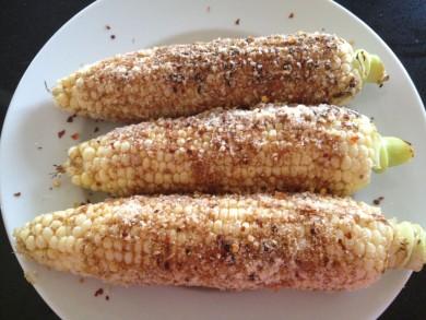 Рецепт Жареная кукуруза