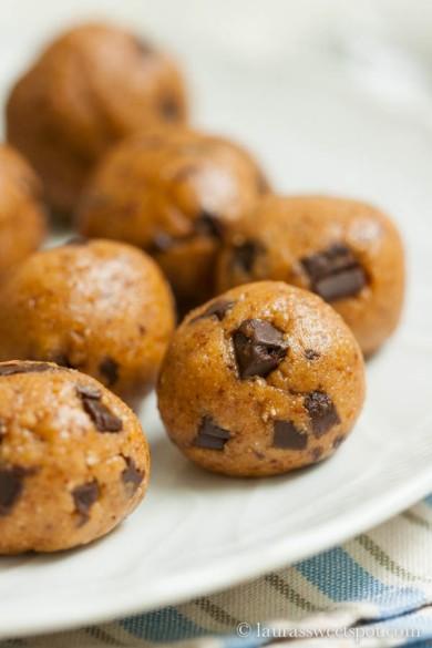 Рецепт Арахисовые трюфели с шоколадом