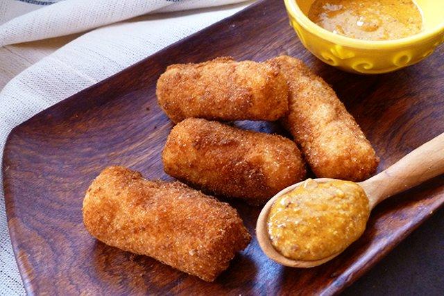 Крокеты картофельные с начинкой рецепты