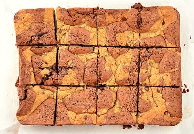 Рецепт Брауни с орехами и шоколадом