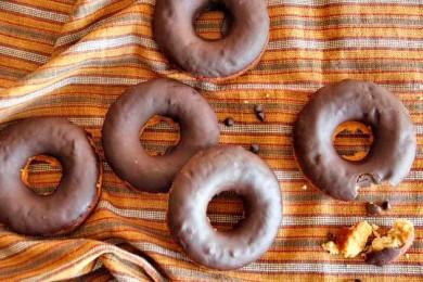Рецепт Кокосовые пончики