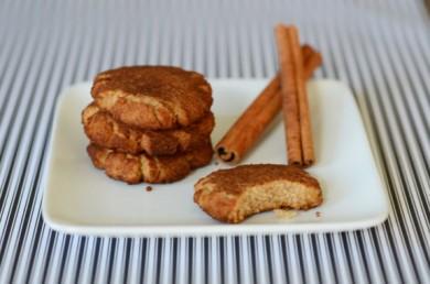 Рецепт Миндальное печенье сникердудль