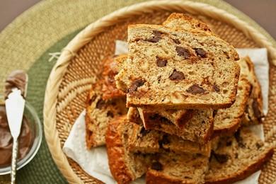Рецепт Ореховый хлеб с шоколадом