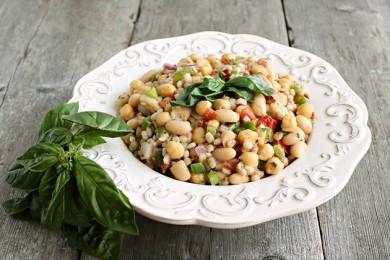 Рецепт Тосканский фасолевый салат