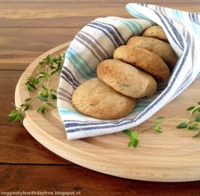 Рецепт Картофельные булочки с тимьяном