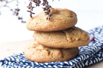 Рецепт Арахисово-медовое печенье