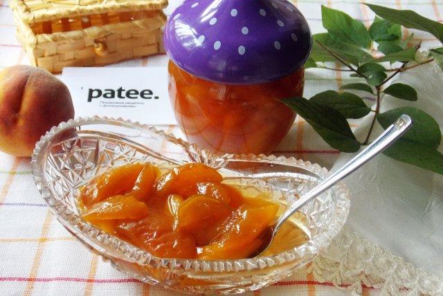 найдете просты рецепты варенья из абрикосов и персиков удобное это