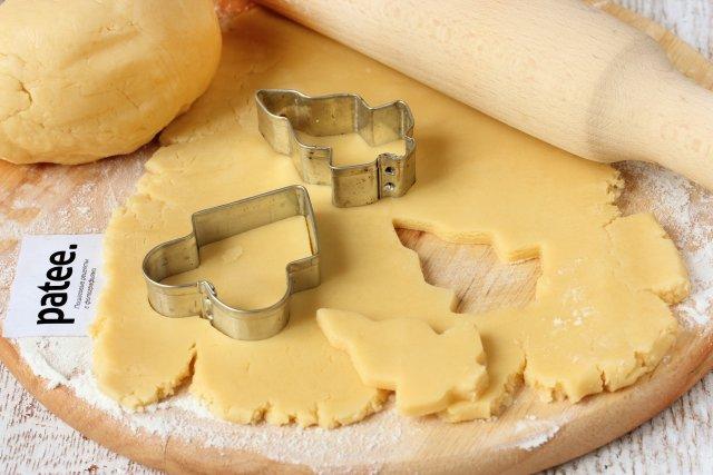 Как приготовить тесто на печеные