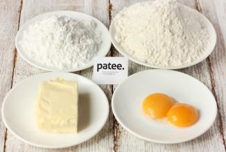 Песочное тесто - приготовление