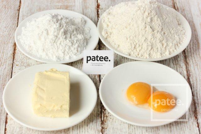 Песочное печенье - рецепты 75
