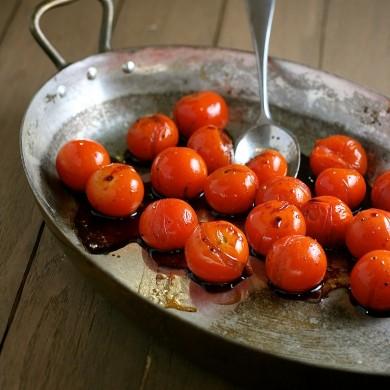 Рецепт Бальзамические жаренные помидоры