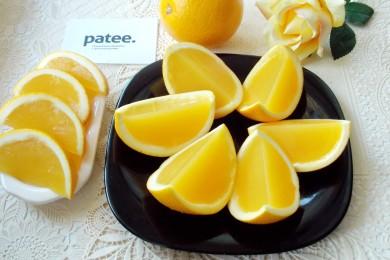 Рецепт  Апельсиновые дольки