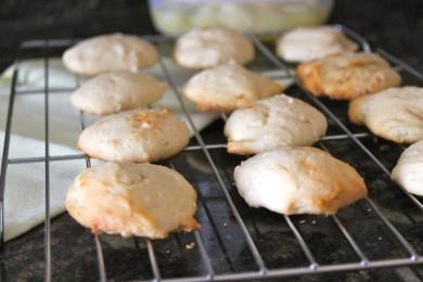 Рецепт Ананасовое печенье