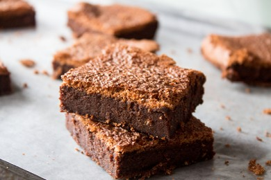 Рецепт Брауни из двух ингредиентов