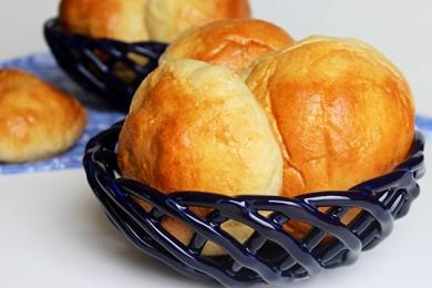 Рецепт Медовые булочки для бутербродов
