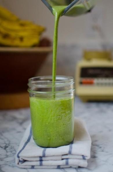 Рецепт Утренний superpower зеленый смузи!