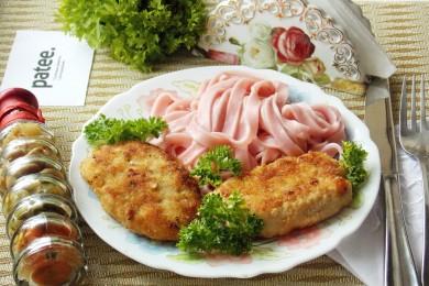 Рецепт Шницель из мясного фарша