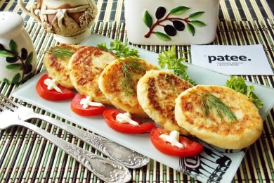 Рецепт Котлеты из цветной капусты