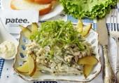Салат из буженины