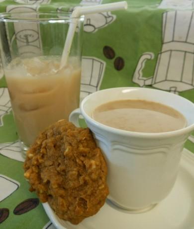 Рецепт Пряный чай с молоком