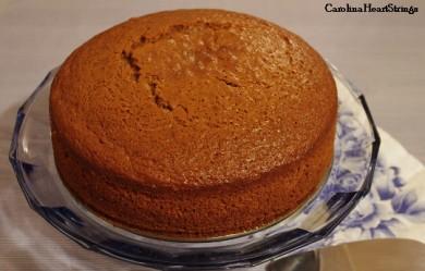 Рецепт Имбирный кекс