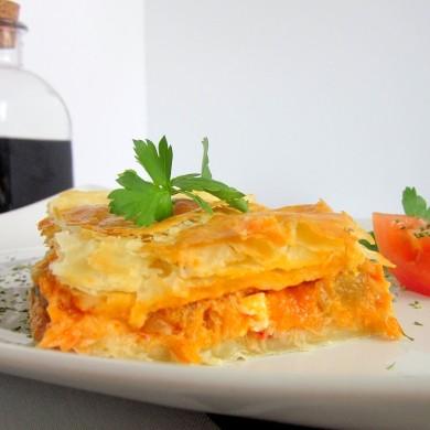 Рецепт Эмпанада с тунцом