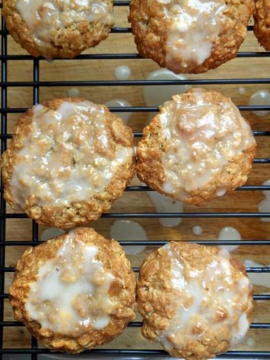 Рецепт Лимонно-овсяное печенье