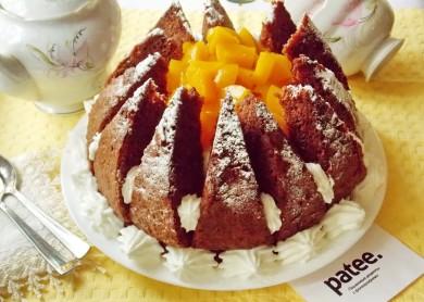 Торт Вулкан
