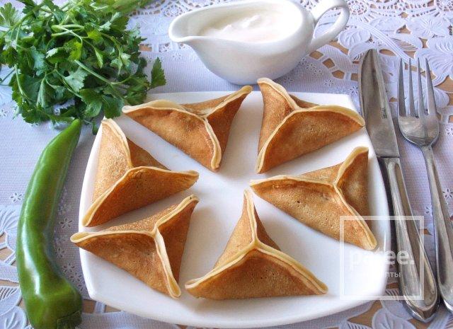 Арабские блинчики катаеф рецепт