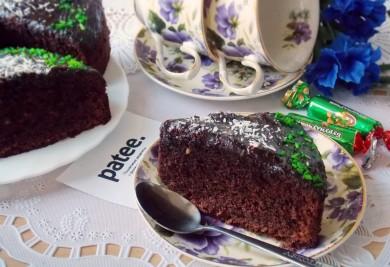 Рецепт Торт из шоколадных конфет