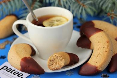 Рецепт Пряное медовое печенье