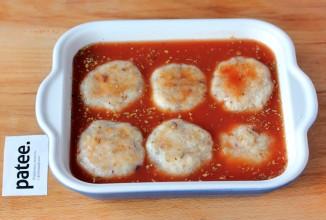 Биточки из щуки в томатном соусе - Шаг 8