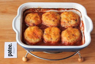 Биточки из щуки в томатном соусе - Шаг 9