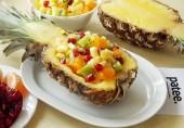 Фруктовый салат в ананасе Витамин