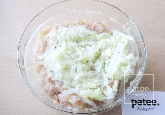 Рецепты из пекинской капусты рецепт пошагово