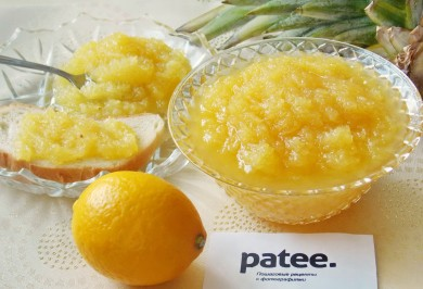 Рецепт Джем из ананаса