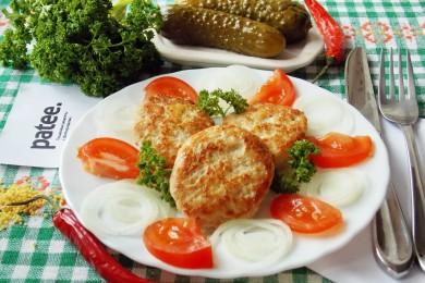 Рецепт Котлеты из свинины с пшеном