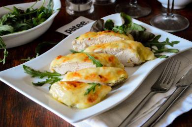 Рецепт Куриное филе в йогуртовом соусе