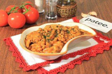 Рецепт Курица с фасолью в мультиварке — рецепт для мультиварки