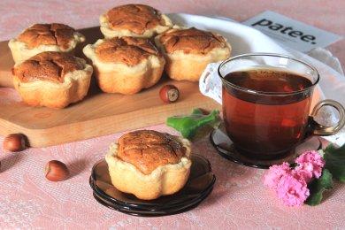 Рецепт Пирожные с творожным кремом - Фрейлина