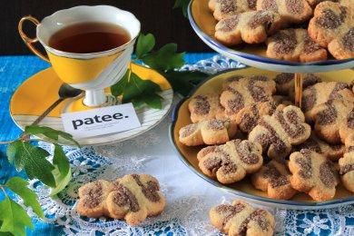 Рецепт Печенье Бабочки