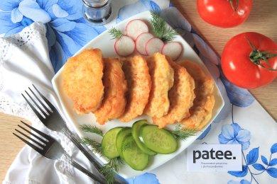 Рецепт Филе пангасиуса в сырном кляре