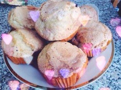 Рецепт Маффины с черникой — рецепт для хлебопечки